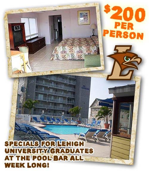 Ocean City Md Senior Week House Rentals