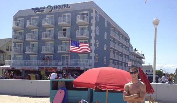 Ocean city maryland senior week tidelands caribbean oceanfront hotel